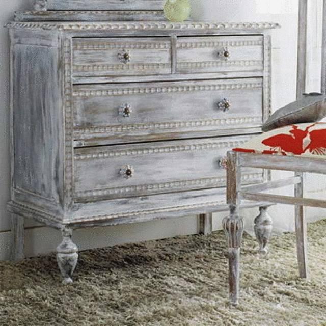 Состарить мебель своими рукам