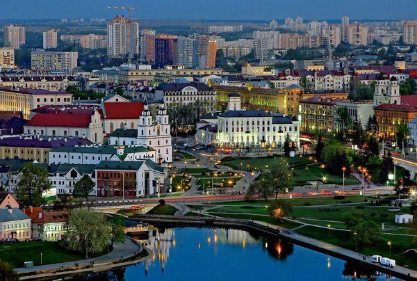 город минск фото 2016